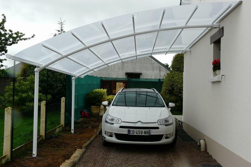 Besoin d un carport optez pour l aluminium bozarc - Prix carport aluminium ...