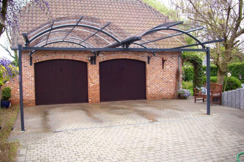 Un carport double ou simple?