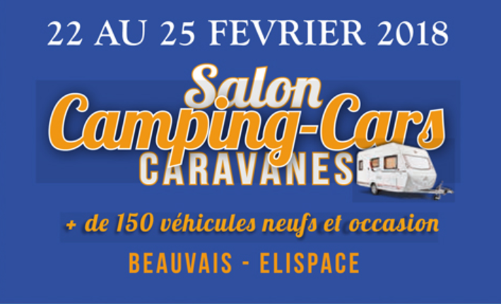 Salon Camping-Cars 2018 - Beauvais
