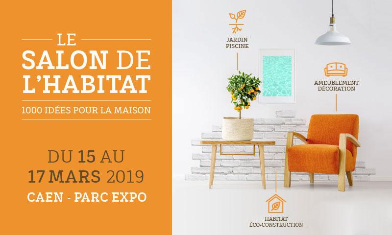 Salon de l 39 habitat 2019 caen parc expo bozarc - Salon de l habitat chambery ...