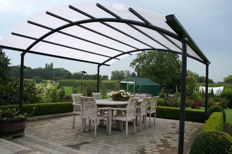Profitez plus de votre terrasse avec un abri bozarc - Een terras aan het plannen ...